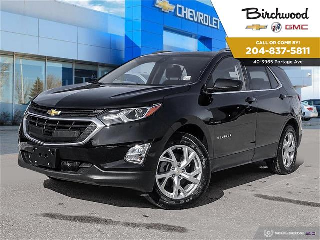 2020 Chevrolet Equinox LT (Stk: G20372) in Winnipeg - Image 1 of 27