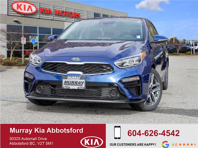 2020 Kia Forte EX+ (Stk: FR02091) in Abbotsford - Image 1 of 24
