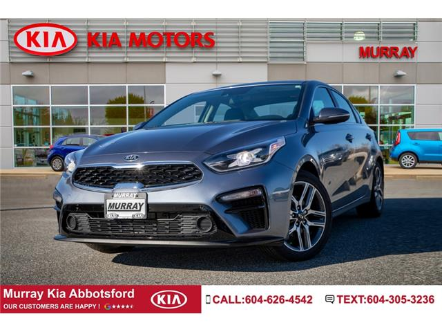 2020 Kia Forte EX+ (Stk: FR01237) in Abbotsford - Image 1 of 22