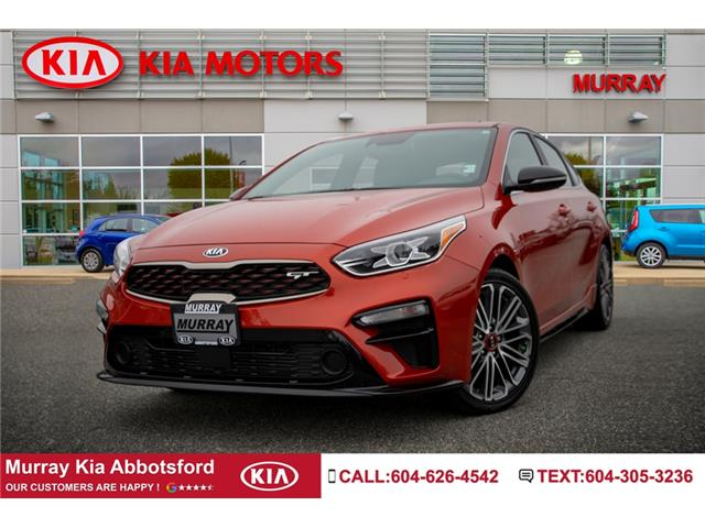 2020 Kia Forte5 GT Limited (Stk: FT00756) in Abbotsford - Image 1 of 24