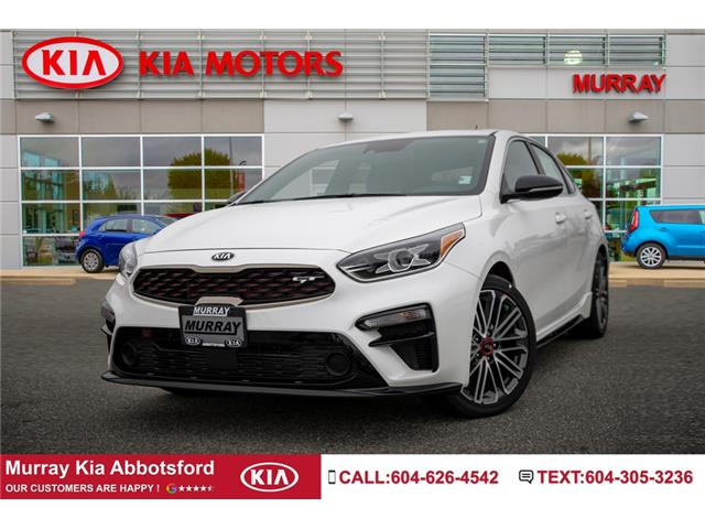 2020 Kia Forte5 GT Limited (Stk: FT01016) in Abbotsford - Image 1 of 27
