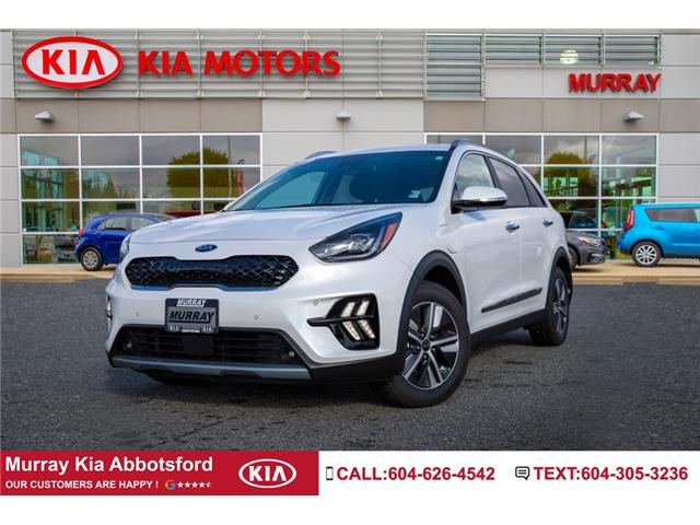 2020 Kia Niro Plug-In Hybrid SX Touring (Stk: NP00593) in Abbotsford - Image 1 of 25