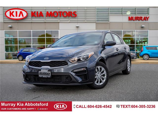 2020 Kia Forte LX (Stk: FR01719) in Abbotsford - Image 1 of 22
