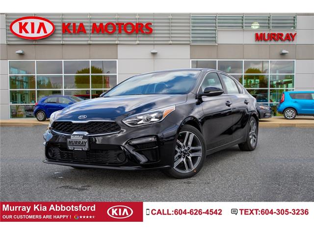 2020 Kia Forte EX Limited (Stk: FR03263) in Abbotsford - Image 1 of 24