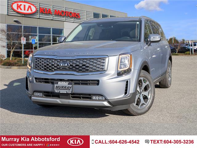 2020 Kia Telluride SX (Stk: TL08755) in Abbotsford - Image 1 of 24