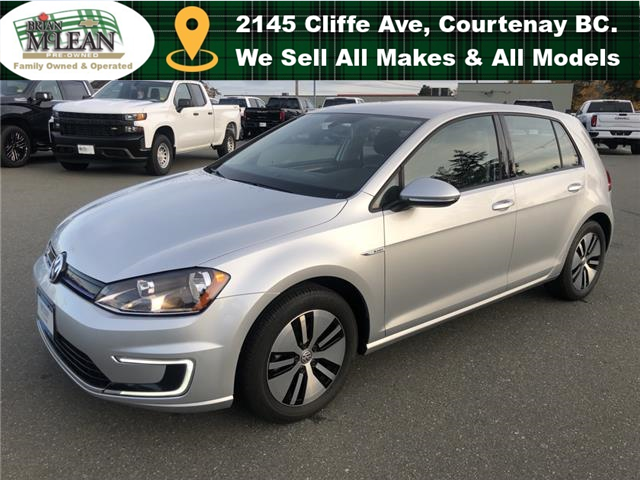 2016 Volkswagen E-GOLF SE  (Stk: M4334A-19) in Courtenay - Image 1 of 25