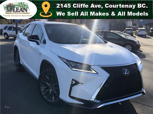 2017 Lexus RX 350 Base (Stk: M4411A-19) in Courtenay - Image 1 of 37