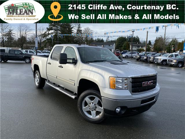 2011 GMC Sierra 2500HD SLE (Stk: M5043A-20) in Courtenay - Image 1 of 26