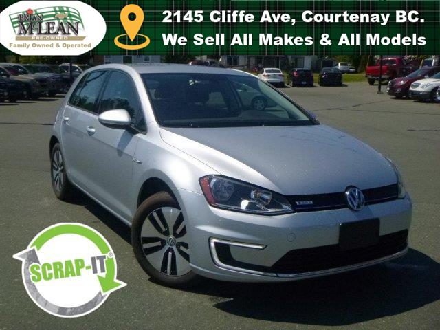 2016 Volkswagen E-GOLF SE  (Stk: M4322A-19) in Courtenay - Image 1 of 30