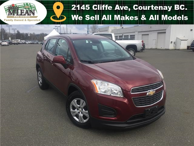 2015 Chevrolet Trax LS (Stk: M5090B-20) in Courtenay - Image 1 of 24