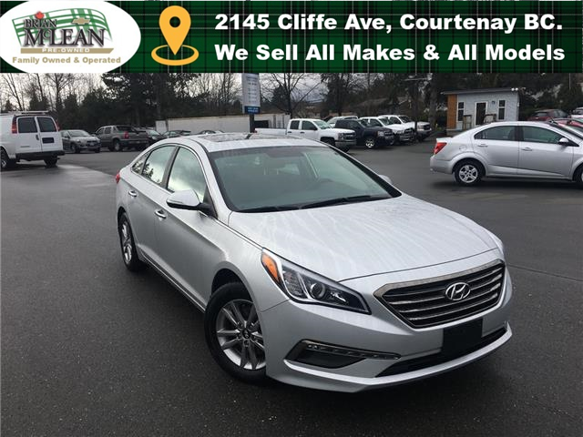 2017 Hyundai Sonata GLS (Stk: M4243B-19) in Courtenay - Image 1 of 30
