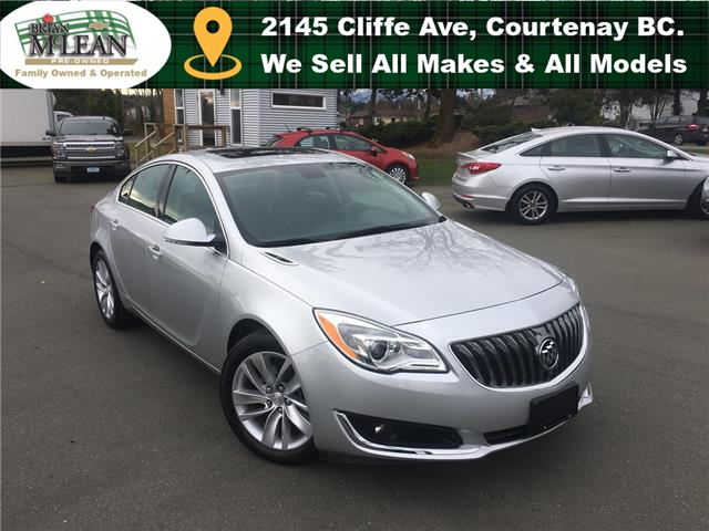 2017 Buick Regal Base (Stk: M2469A-17) in Courtenay - Image 1 of 29