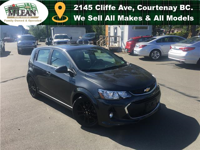 2017 Chevrolet Sonic Premier Auto (Stk: M5150A-20) in Courtenay - Image 1 of 25