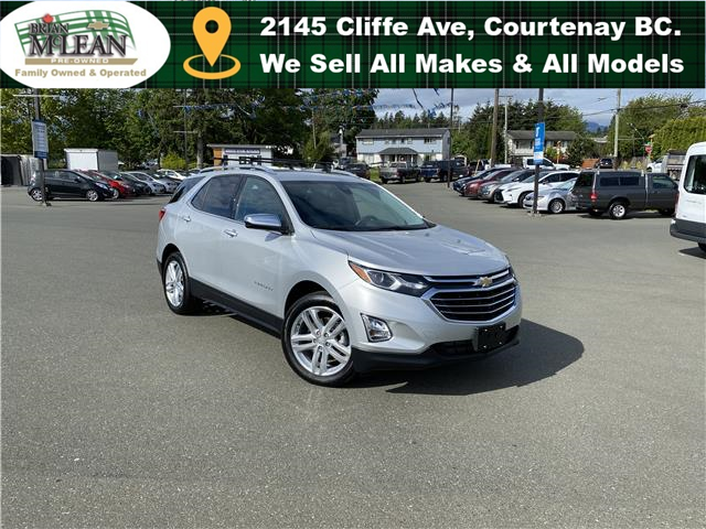 2018 Chevrolet Equinox Premier (Stk: M5039A-20) in Courtenay - Image 1 of 27