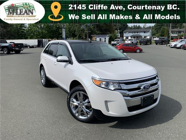 2014 Ford Edge Limited (Stk: M4428A-19) in Courtenay - Image 1 of 32
