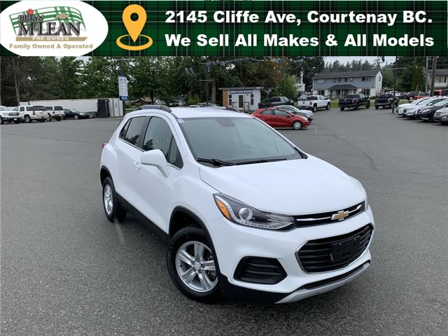 2018 Chevrolet Trax LT (Stk: M3445A-18) in Courtenay - Image 1 of 23
