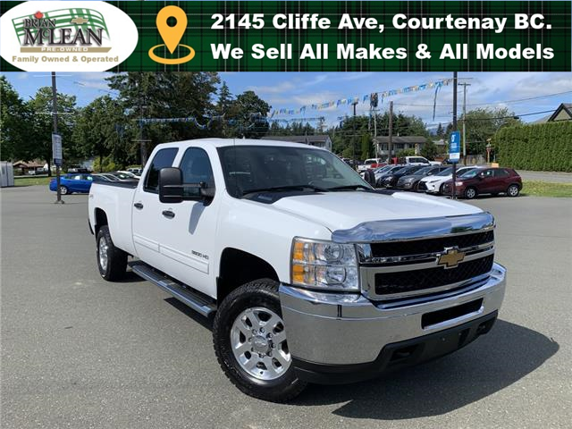 2014 Chevrolet Silverado 3500HD LT (Stk: M5037B-20) in Courtenay - Image 1 of 25