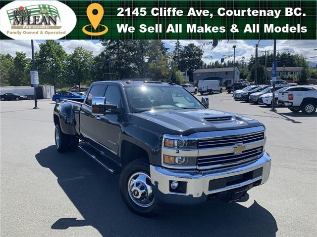 2018 Chevrolet Silverado 3500HD LTZ (Stk: M5063B-20) in Courtenay - Image 1 of 33