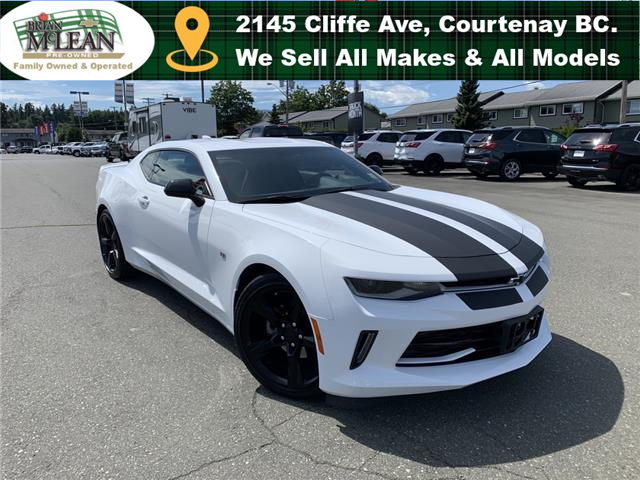 2018 Chevrolet Camaro 1LT (Stk: M5215A-20) in Courtenay - Image 1 of 30