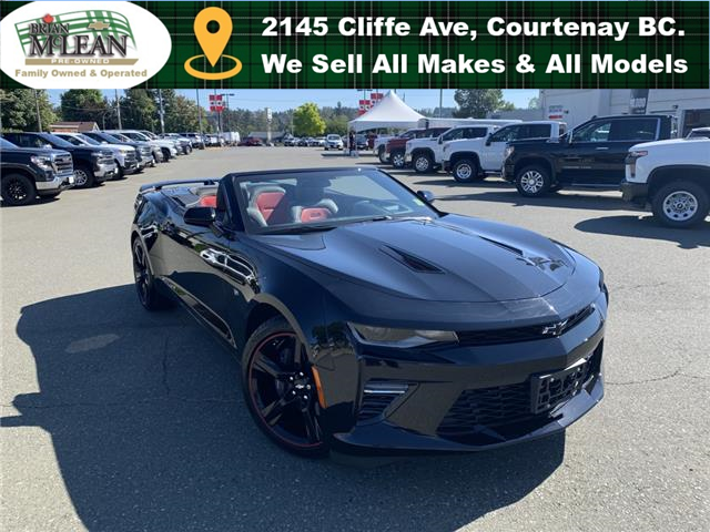 2016 Chevrolet Camaro 2SS (Stk: M5240A-20) in Courtenay - Image 1 of 36