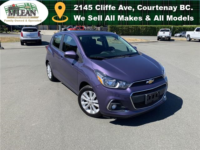 2016 Chevrolet Spark 1LT CVT (Stk: M5058A-20) in Courtenay - Image 1 of 26
