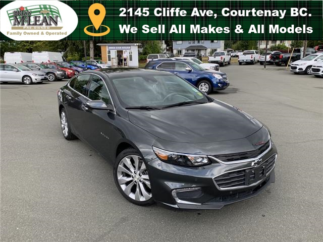 2017 Chevrolet Malibu Premier (Stk: M5247A-20) in Courtenay - Image 1 of 30