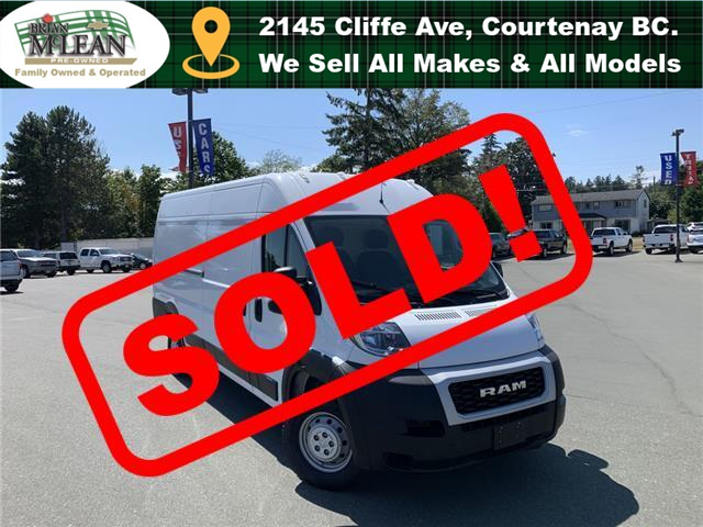 2019 RAM ProMaster 3500 High Roof (Stk: M5183A-20) in Courtenay - Image 1 of 30