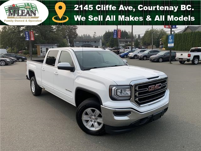 2018 GMC Sierra 1500 SLE (Stk: M5244A-20) in Courtenay - Image 1 of 25