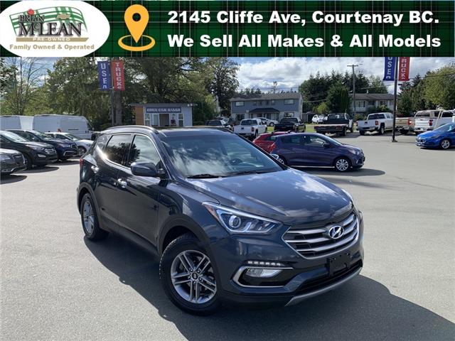 2017 Hyundai Santa Fe Sport 2.4 SE (Stk: M5220B-20) in Courtenay - Image 1 of 30