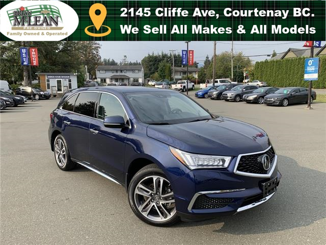 2018 Acura MDX Navigation Package (Stk: M5273A-20) in Courtenay - Image 1 of 41
