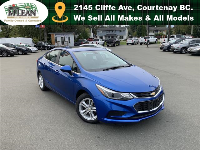 2016 Chevrolet Cruze LT Auto (Stk: M5158A-20) in Courtenay - Image 1 of 30