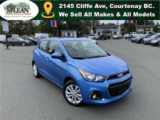2018 Chevrolet Spark 1LT CVT (Stk: M4196A-19) in Courtenay - Image 1 of 28