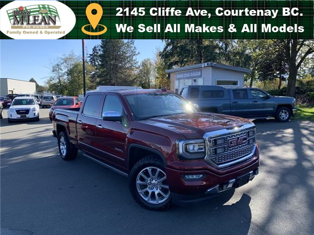 2016 GMC Sierra 1500 Denali (Stk: M4012A-19) in Courtenay - Image 1 of 34