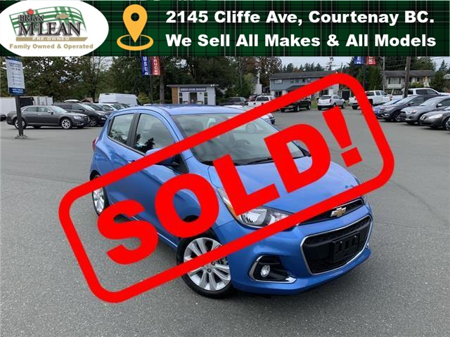 2018 Chevrolet Spark 1LT CVT (Stk: M4196A-19) in Courtenay - Image 1 of 29