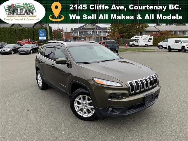 2014 Jeep Cherokee North (Stk: M5164A-20) in Courtenay - Image 1 of 26