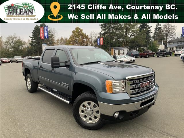 2014 GMC Sierra 3500HD SLE (Stk: M5026A-20) in Courtenay - Image 1 of 30