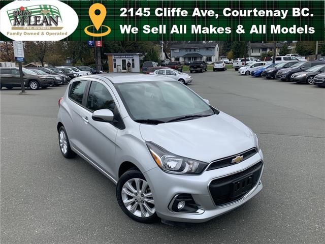2016 Chevrolet Spark 1LT CVT (Stk: M5289A-20) in Courtenay - Image 1 of 26
