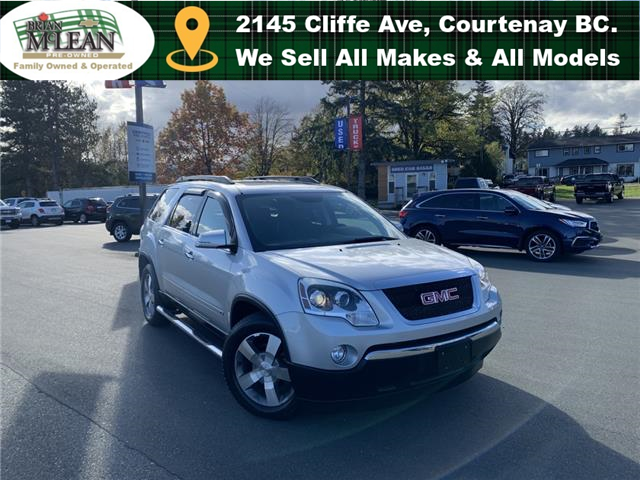 2010 GMC Acadia SLT (Stk: M4299A-19) in Courtenay - Image 1 of 34