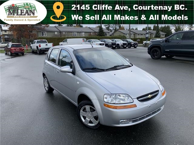 2008 Chevrolet Aveo 5 LS (Stk: M5281A-20) in Courtenay - Image 1 of 19