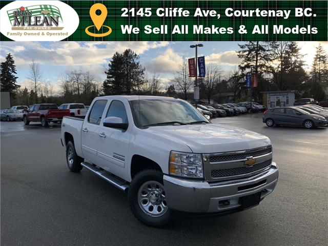 2013 Chevrolet Silverado 1500 LS (Stk: M5270A-20) in Courtenay - Image 1 of 24