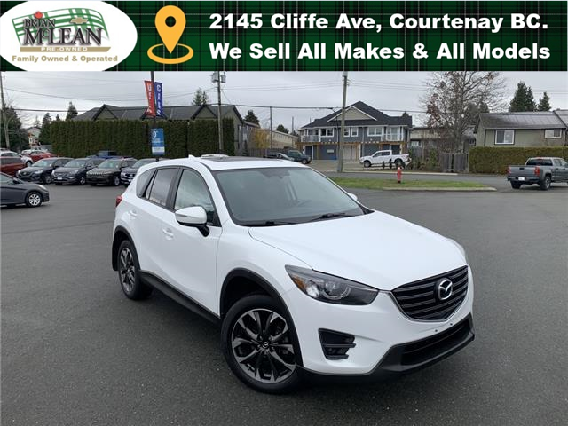 2016 Mazda CX-5 GT (Stk: M5056A-20) in Courtenay - Image 1 of 34