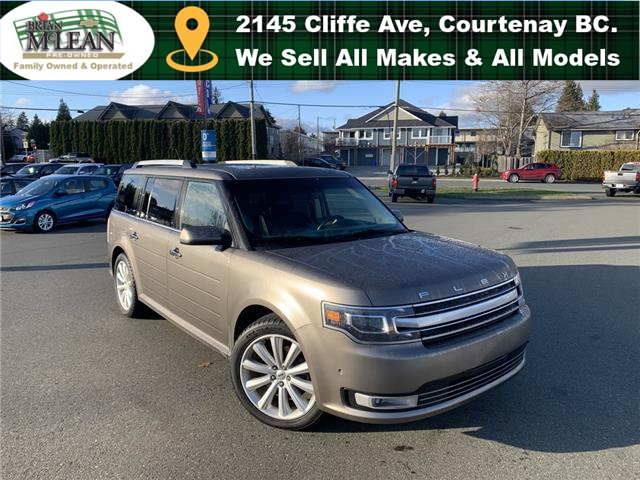 2013 Ford Flex Limited (Stk: M5294B-20) in Courtenay - Image 1 of 34