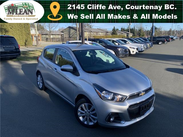 2016 Chevrolet Spark 1LT CVT (Stk: M6074A-21) in Courtenay - Image 1 of 25