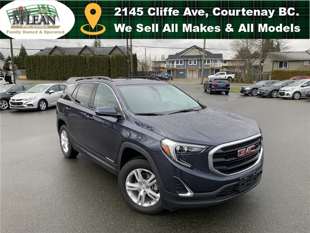 2018 GMC Terrain SLE Diesel (Stk: M6067A-21) in Courtenay - Image 1 of 30