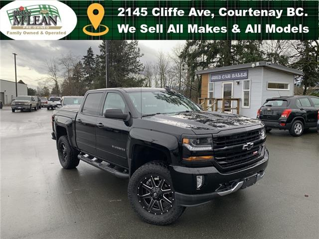 2018 Chevrolet Silverado 1500 2LT (Stk: M5267A-20) in Courtenay - Image 1 of 29