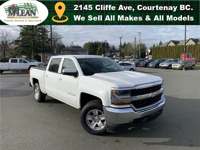 2018 Chevrolet Silverado 1500 1LT (Stk: M3506A-18) in Courtenay - Image 1 of 27