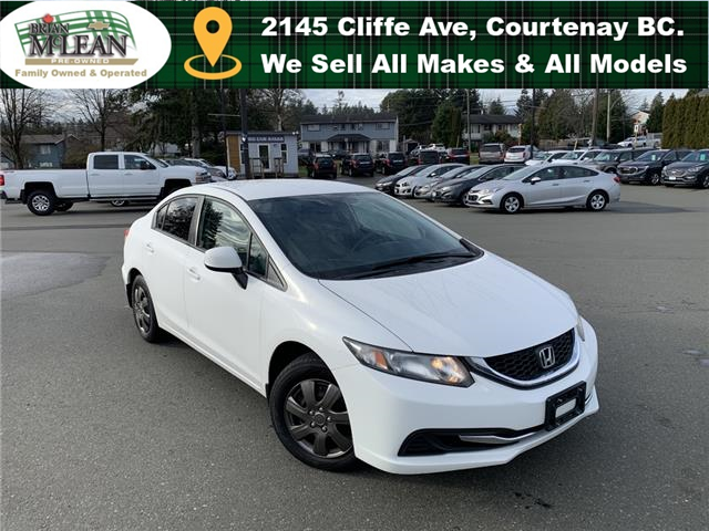 2013 Honda Civic LX (Stk: M5056B-20) in Courtenay - Image 1 of 24