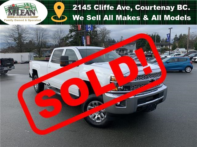 2019 Chevrolet Silverado 3500HD LT (Stk: M5276B-20) in Courtenay - Image 1 of 30