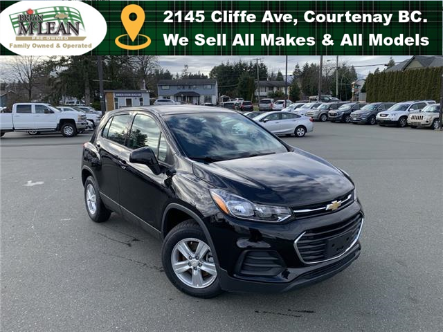 2017 Chevrolet Trax LS (Stk: M5059A-20) in Courtenay - Image 1 of 25