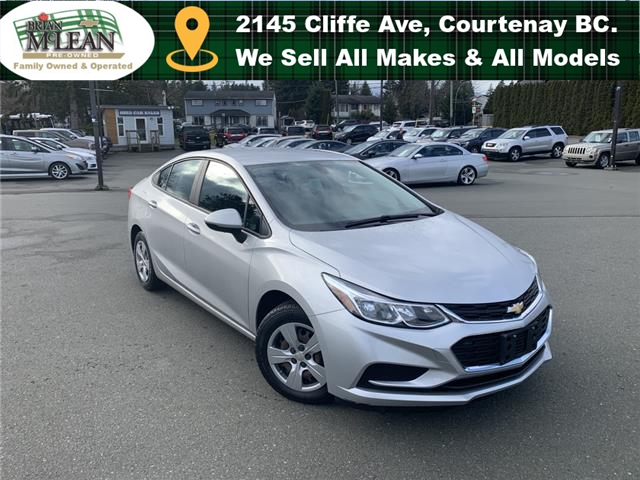 2017 Chevrolet Cruze LS Auto (Stk: M5302A-20) in Courtenay - Image 1 of 20